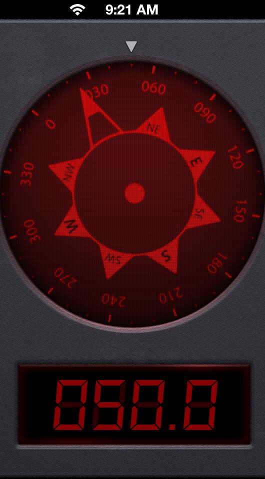Free Compass .psd